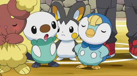 pokemon pokemon gif piplup Best wishes oshawott I am not ... |Pokemon Piplup And Oshawott