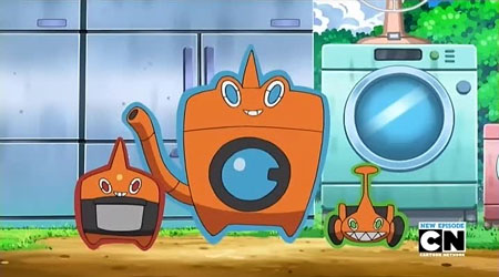 how to catch rotom in pearl